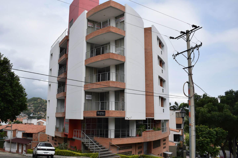 Edificio Titanio CIO Inmobiliaria