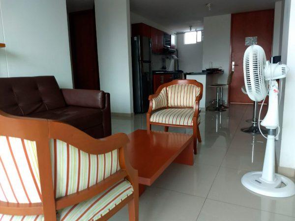 CIO Inmobiliaria Apartamento edificio Vivaldi